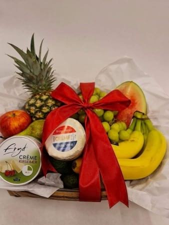 Fruits & Cheese Hamper